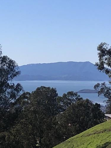 Mount Tamalpais from Across the Water