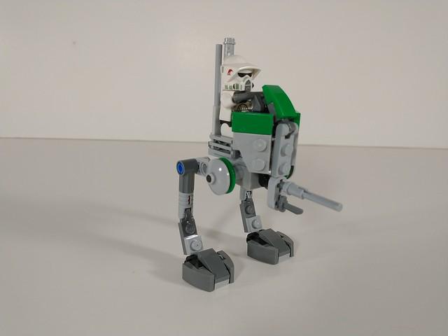 Lighting squad Lego ATRT