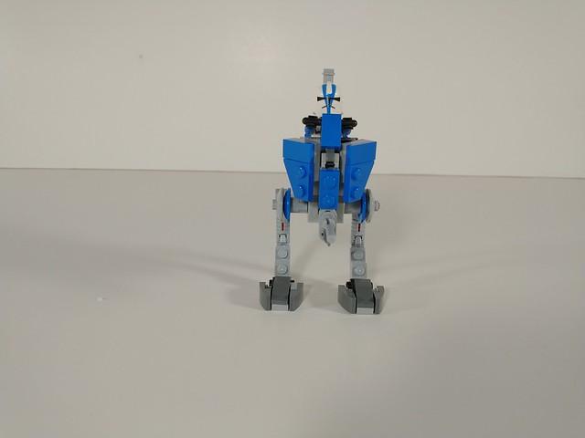 Lego Minifigure scale ATRT