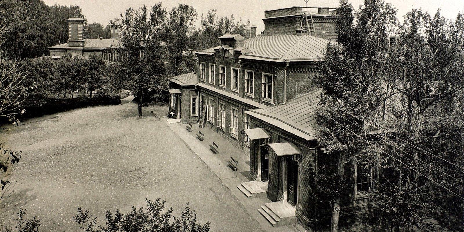 Детская больница Святого Владимира на Матросской улице