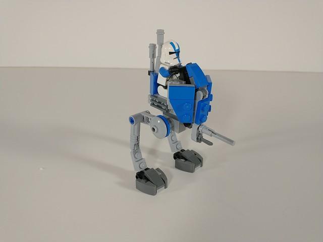Minifigure scale Lego 501 ATRT