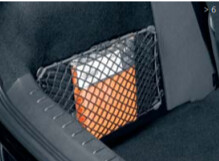 Smart Forfour 454 Luggage Net in Luggage Compartment