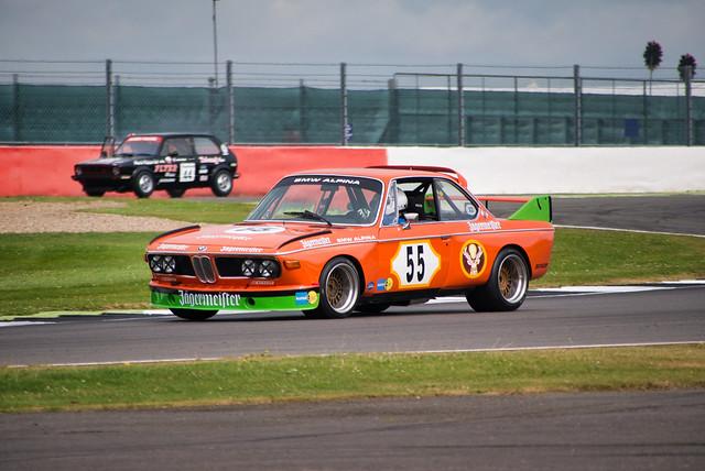 BMW 3.0 CSL Mullen:Blakeney-Edwards DNF