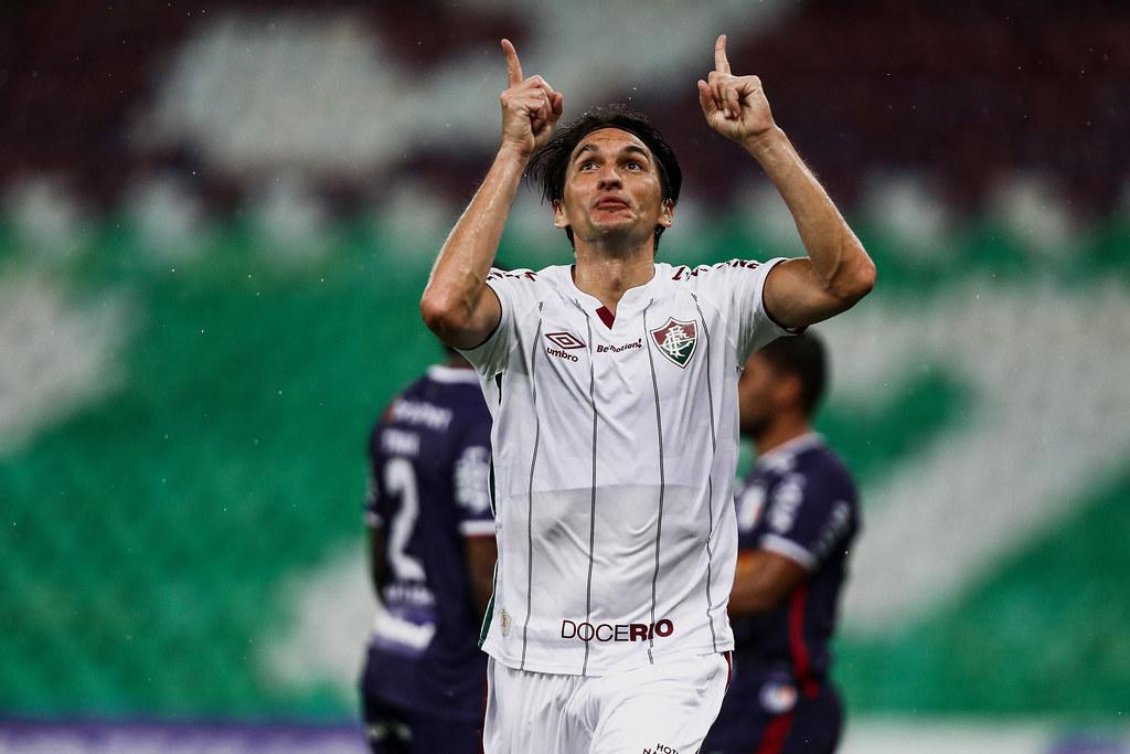 Fluminense x Fortaleza - 25/02/2021