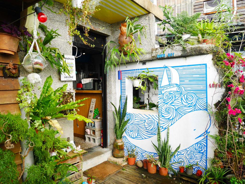 淡水一日遊淡水平價景觀餐廳推薦Uncle Duncan淡水老街附近餐廳下午茶咖啡廳甜點 (1)