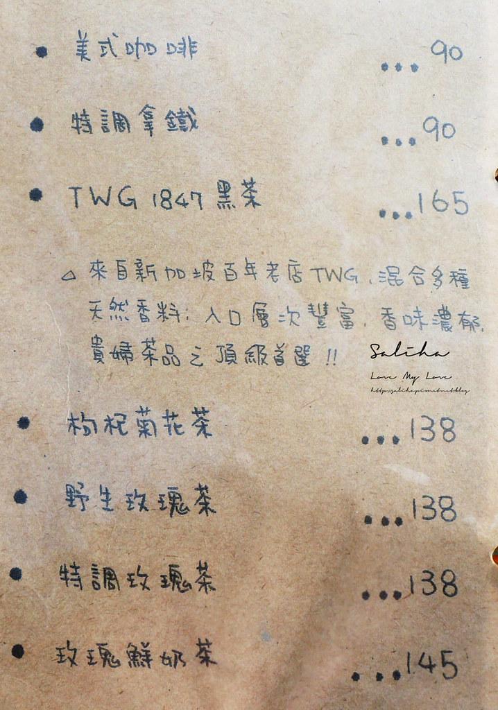 淡水Uncle Duncan菜單menu價位價格訂位低消用餐時間服務費 (3)