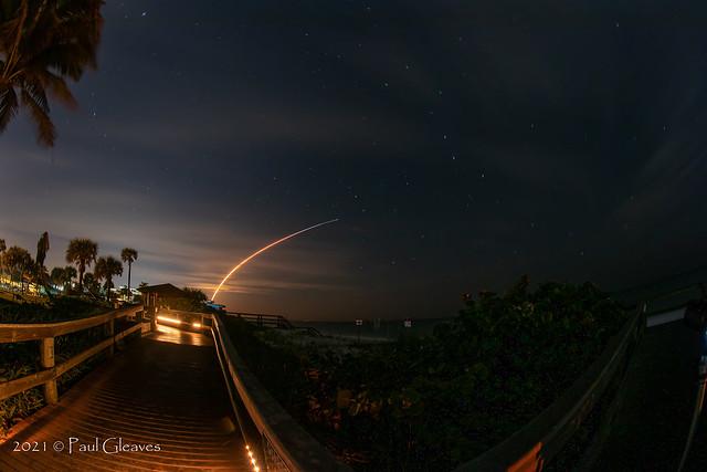 SpaceX Falcon 9: 02-15-21