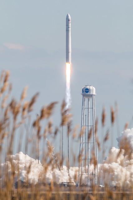 Northrop Grumman NG-15 Launch