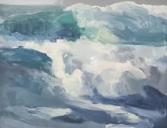 Waves, Fanshell Beach Overlook