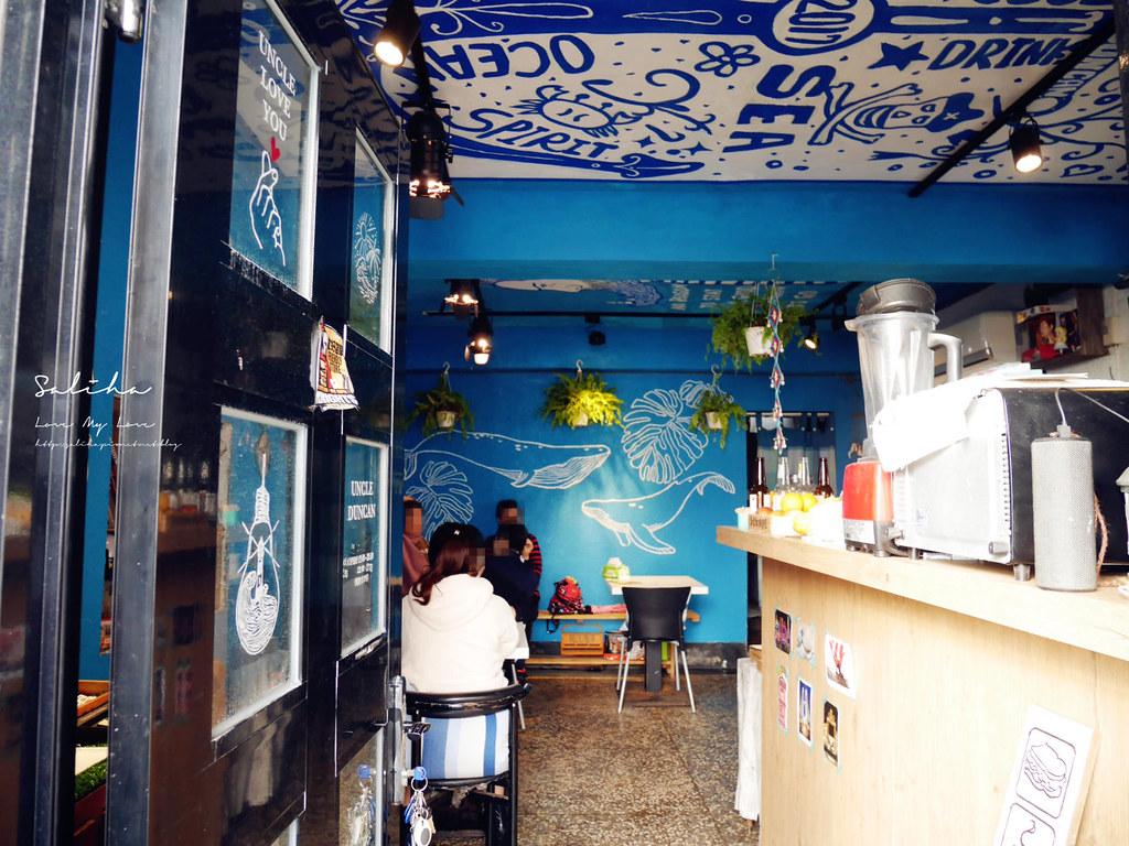 淡水隱藏版優質餐廳咖啡廳下午茶好吃甜點Uncle Duncan不貴便宜cp值高 (4)