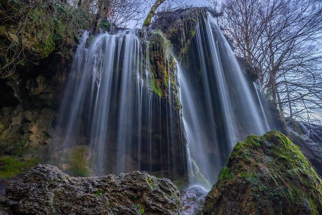 Amazing waterfall(Explored)