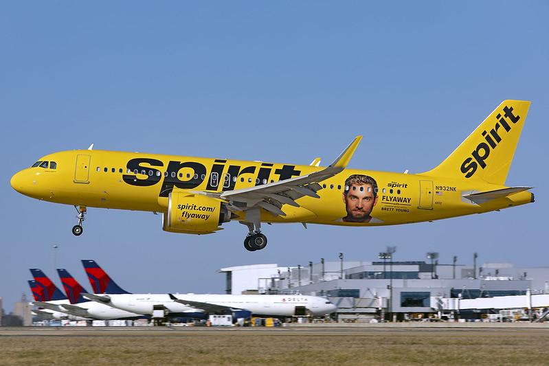 N932NK - Airbus A320-271N - Spirit - KATL - 25 Feb 2021