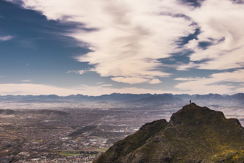 View from Table Mountain | by We Like Sharing