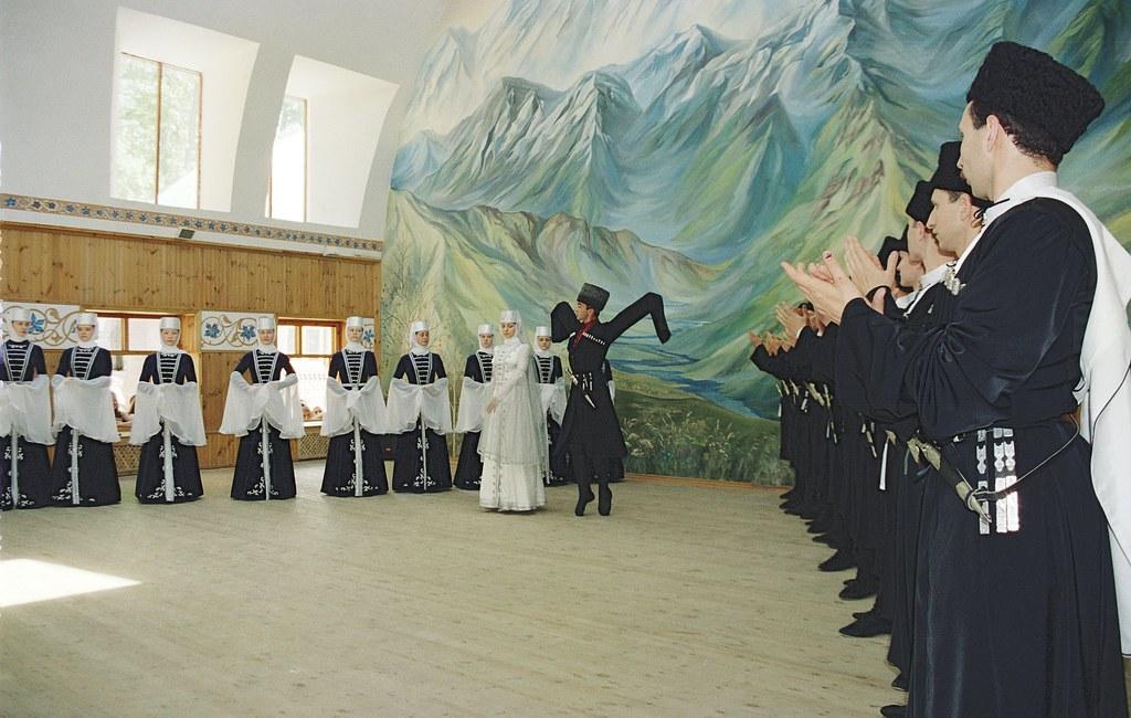 Школа Щетинина: стройка это главное, но после концерта