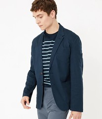 Patch Pockets - A Great Casual Addon To Your Blazer