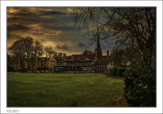 Worsley Golf Club House