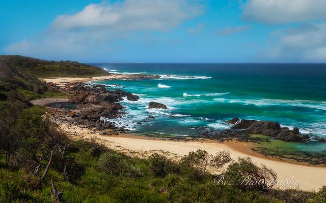1080 Beach, Tilba South Coast of NSW.