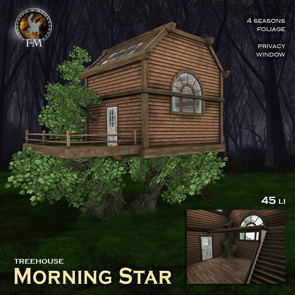 F&M * Treehouse - Morning Star -