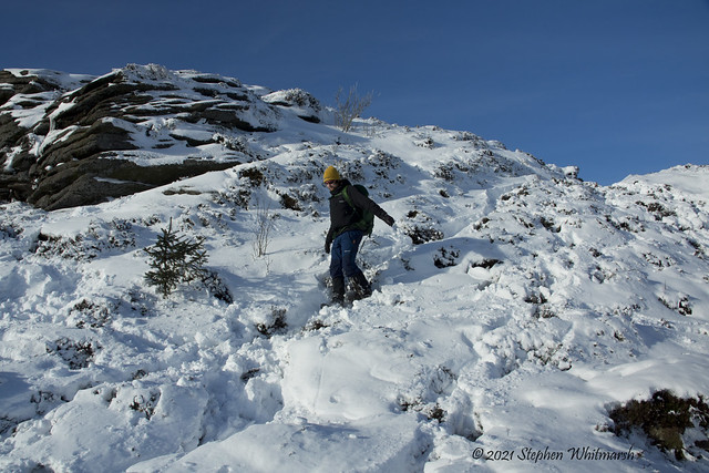 Descending From Craigshannoch