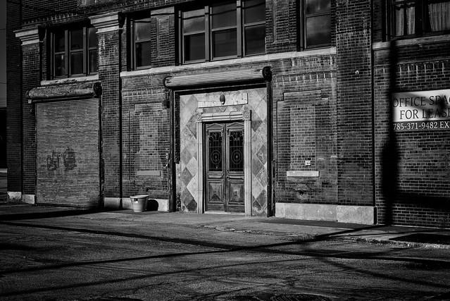 doors, tiles, bricks