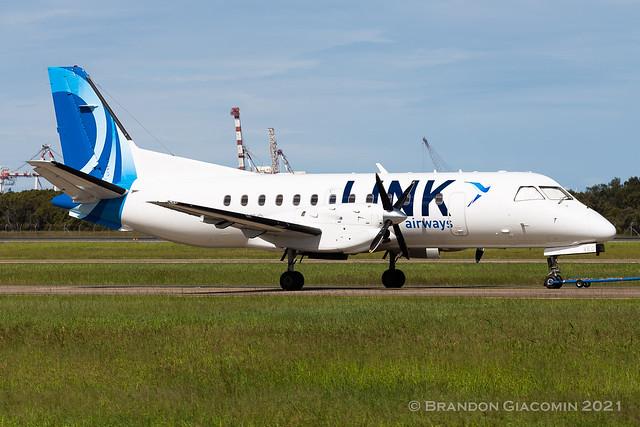 Link Airways Saab 340B VH-VEO