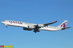 A7-AGC | Airbus A340-642 | Qatar Airways