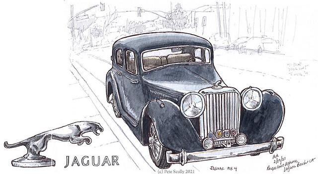 Jaguar Mk 4 sm