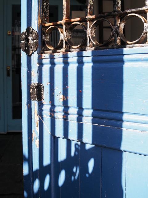 Shadows of a Doorway