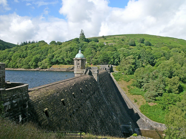 L1140585 Pen - Garreg Dam - Elan Valley - Powys