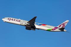 A7-BAX Boeing 777-3DZ(ER) Qatar Airways