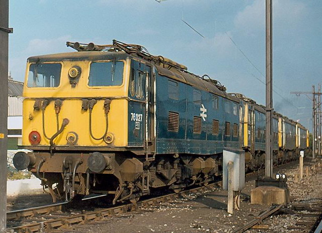 Class 76s by Andy Sutton