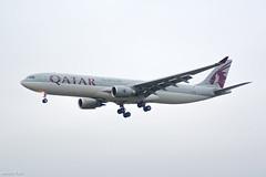 Airbus A330-302 [A7-AEM] Qatar Airways