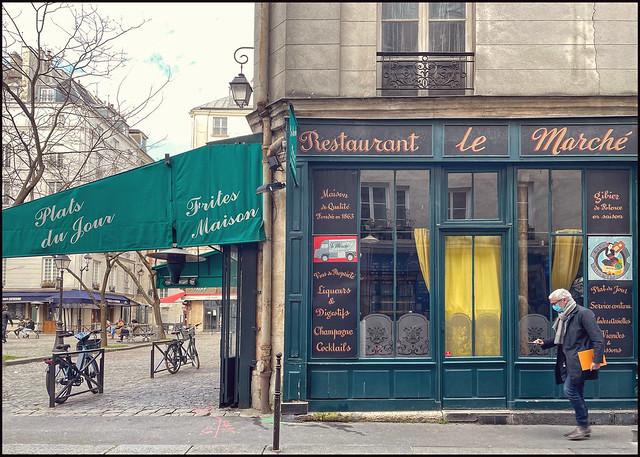 Rue d'Ormesson * Paris
