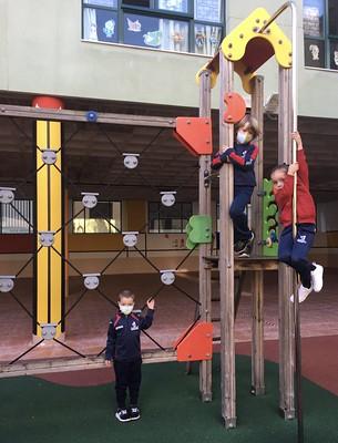 Parque infantil - Curso 2020/21