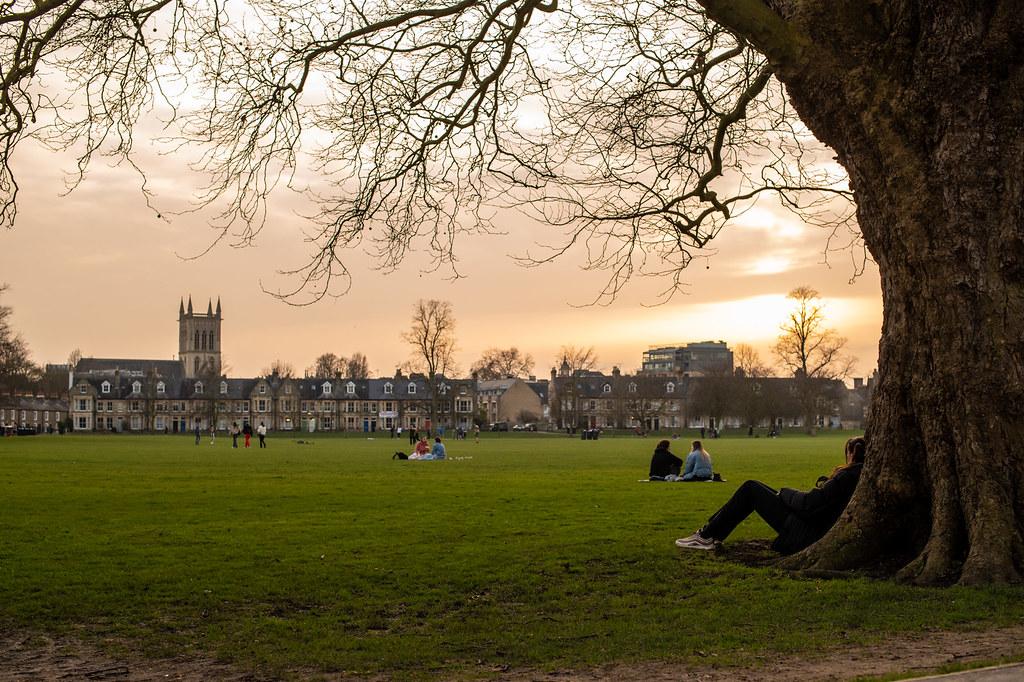 Cambridge, February