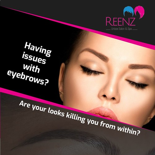 Reenz Family Salon and Spa   Eyebrow Tattoo in Trivandrum   Eyebrow Tattoo in Kerala   Best Eyebrow Tattoo in Trivandrum