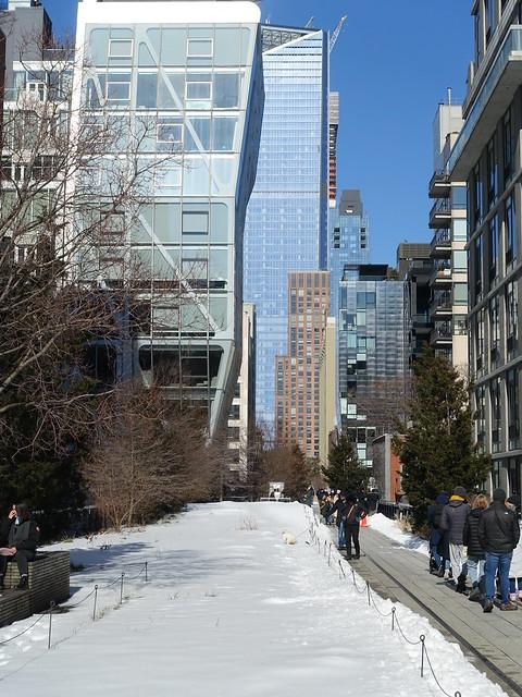 202102221 New York City Chelsea High Line Park