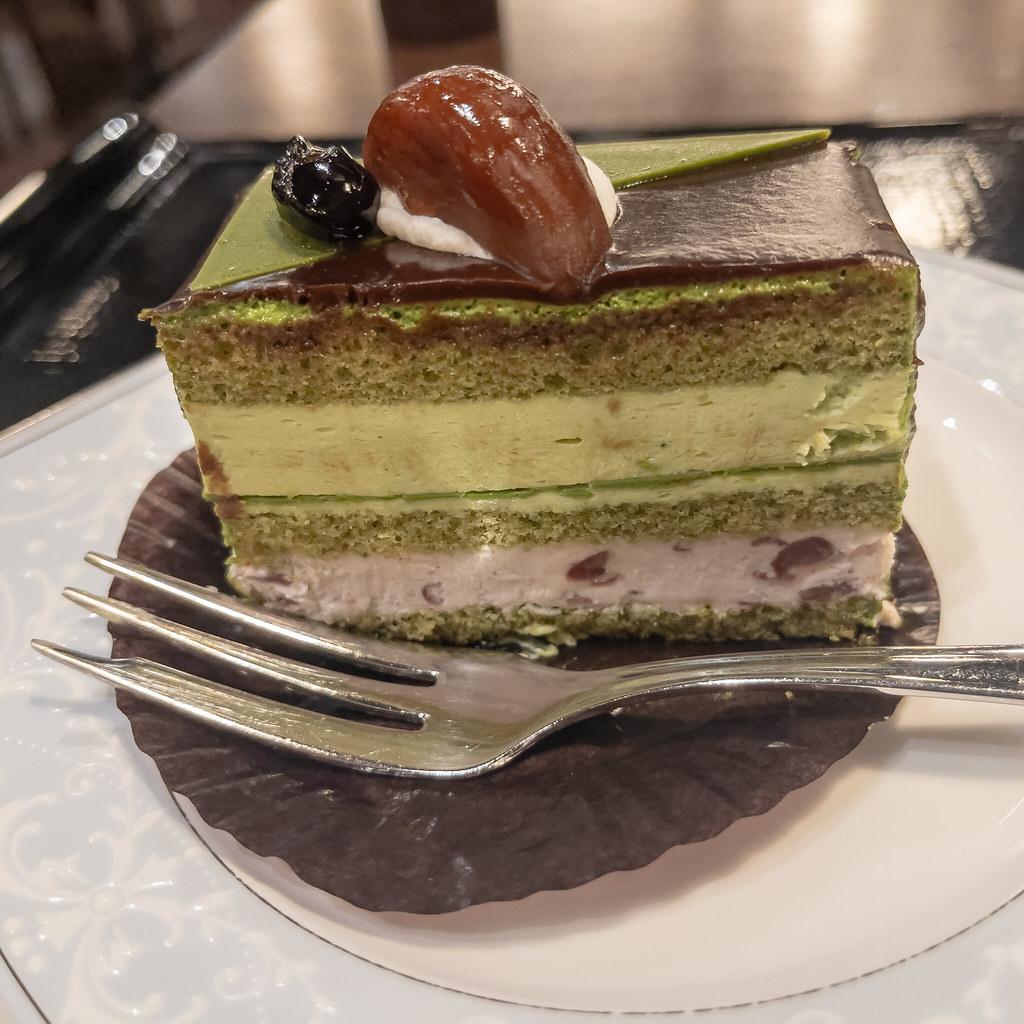 Maccha Cake(抹茶ケーキ)