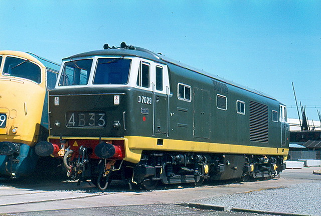 Class 35 by Andy Sutton