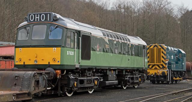 Heritage Diesel Locomotive's
