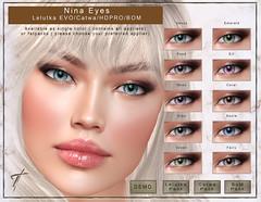 Tville - Nina  Eyes