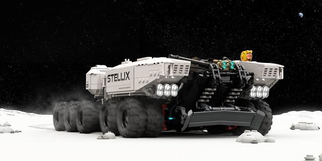 STELLIX - Armoured Cargo Transport