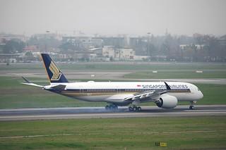 A350-941 F-WZFM MSN475 RTO