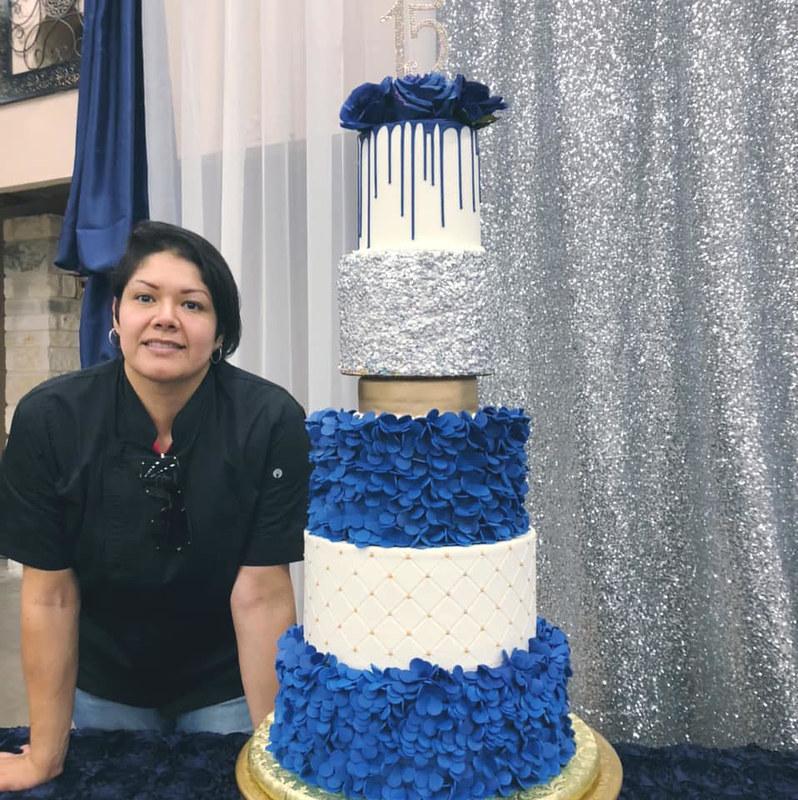 Cake by Pita Cakes
