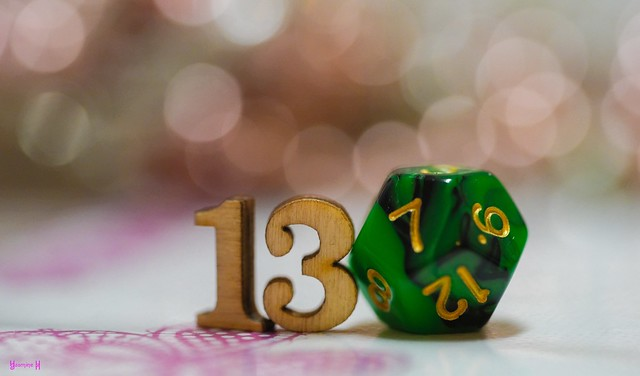 9458 - #LuckyNumber