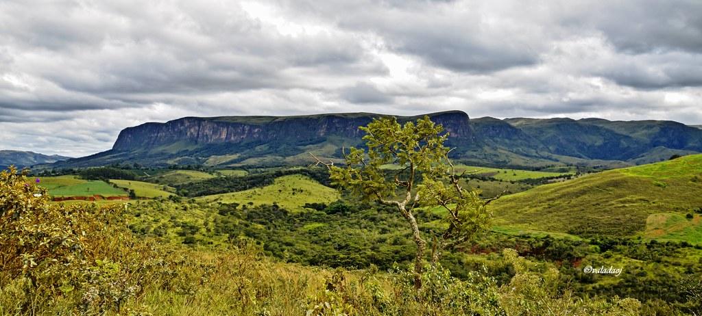 Serra da Canastra - São Roque de Minas - MG  Brasil