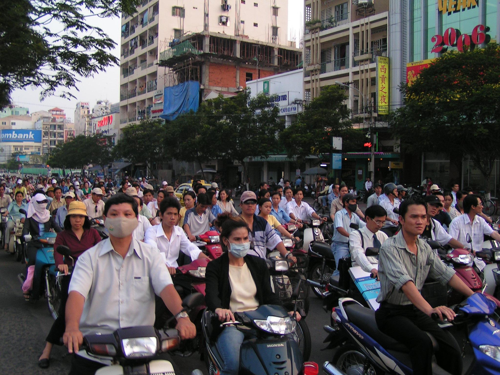 Hochiminh city, Vietnam
