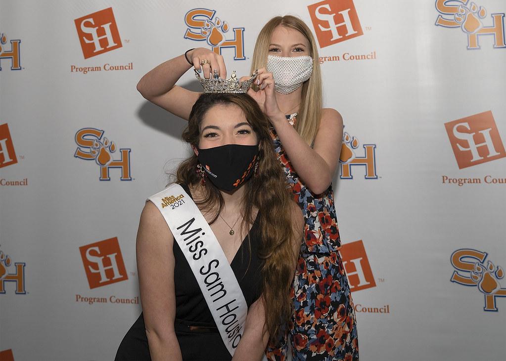 Miss Sam Houston 2021