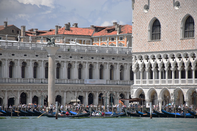 St Mark's Square, Venice