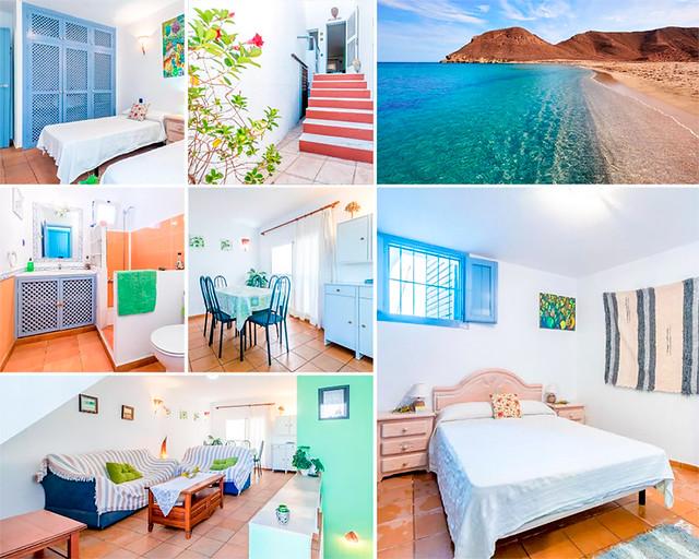De los mejores apartamentos de Cabo de Gata